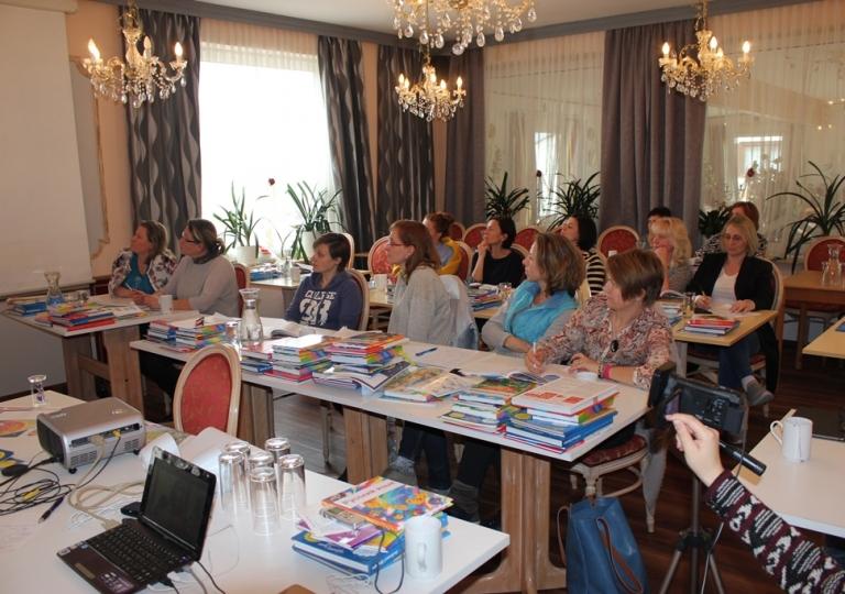 Педагогический семинар Ольги Соболевой 2017